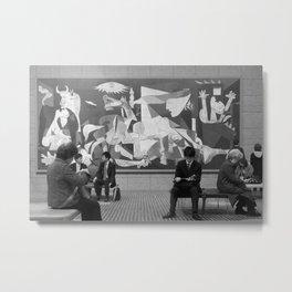 Guernica in Tokyo Metal Print