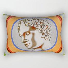 Ara Ludovisi Rectangular Pillow