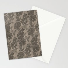 VINTAGE LACE I Stationery Cards