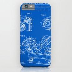 Camera Patent 1963 - Blueprint iPhone 6s Slim Case