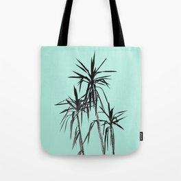 Palm Trees - Mint Cali Summer Vibes #1 #decor #art #society6 Tote Bag
