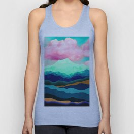 Just Go High Unisex Tank Top