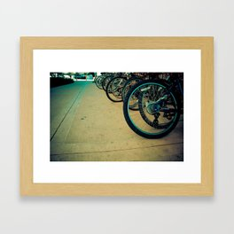 Nice Rack Framed Art Print