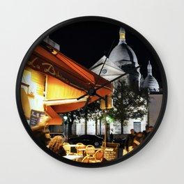 La Bohème Wall Clock
