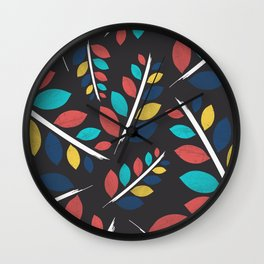 By Night Wall Clock