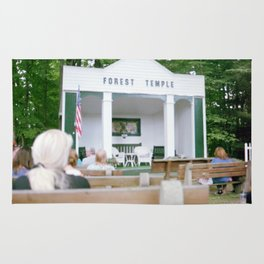Forest Temple Rug