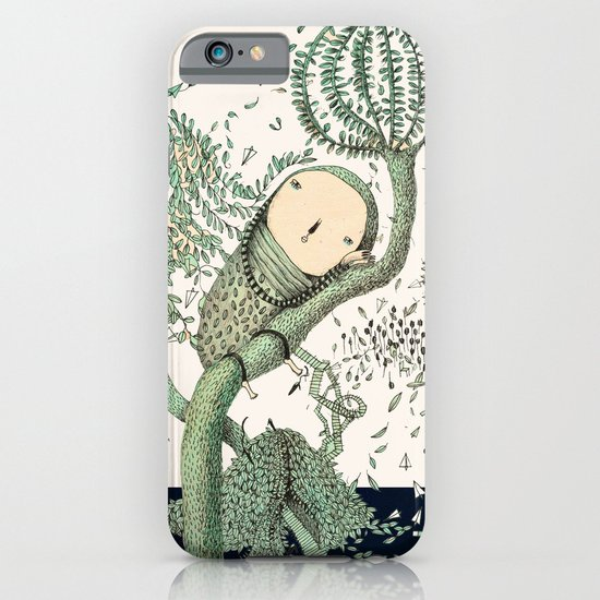 My Green Memory iPhone & iPod Case