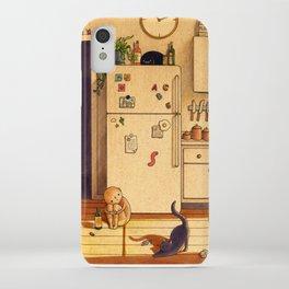 Kitchen Floor iPhone Case