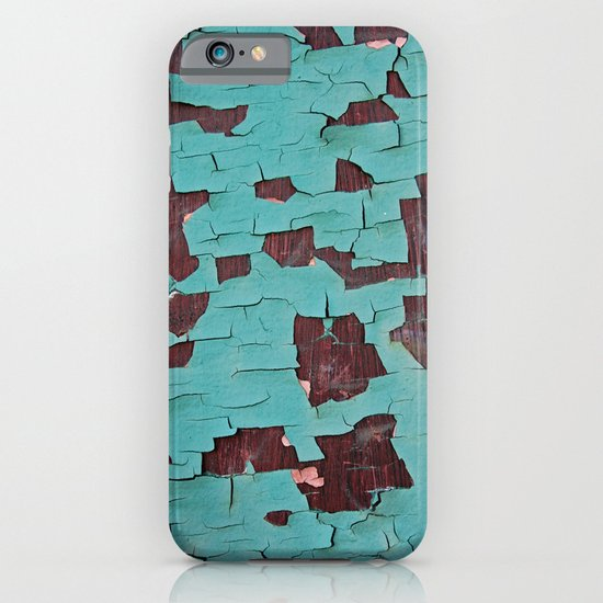 A Peeling Paint iPhone & iPod Case
