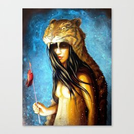 """Diana"" Canvas Print"
