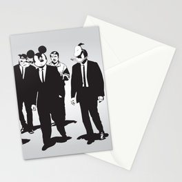 Walt's Protection Crew Stationery Cards