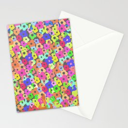 Flower Charm Stationery Cards