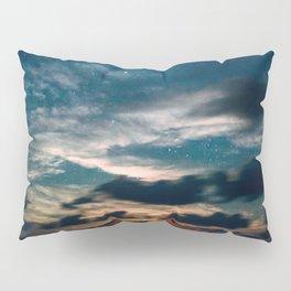 Shades of Moonrise Pillow Sham