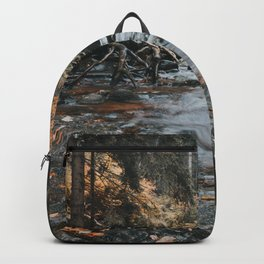 Autumn Creek - Landscape and Nature Photography Backpack