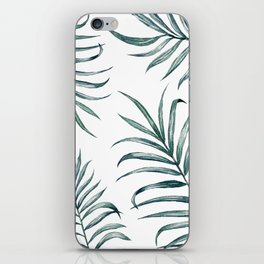 Under The Palm Tree iPhone Skin