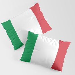 Flag of Italy - Italian Flag Pillow Sham