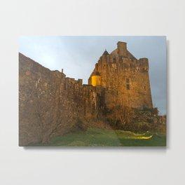 Eilean Donan 3 Metal Print