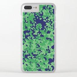 CAMO04 Clear iPhone Case