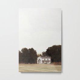 Dixie House Metal Print