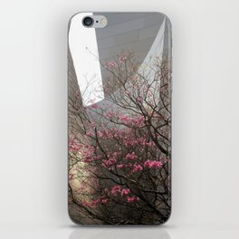City Blossoms iPhone Skin