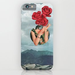 BLOOM HEAD iPhone Case