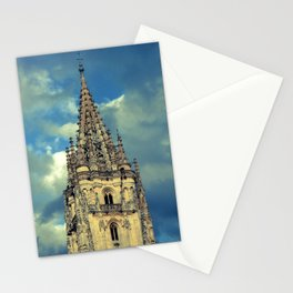 The cathedral #2 Stationery Cards