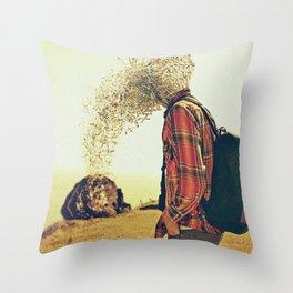 Butthead Throw Pillow