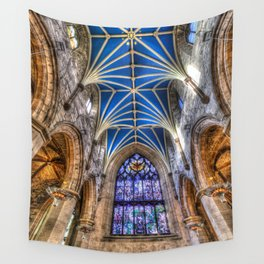 St Giles Cathedral Edinburgh Scotland Wall Tapestry
