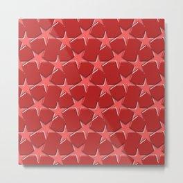 Geometrix XCII Metal Print