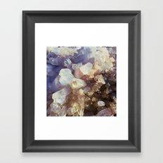 Crystal Magic Framed Art Print
