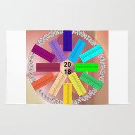 Kalender 2018 de - keltische Feiertage Rug
