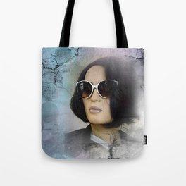 showcased -12- Tote Bag