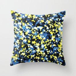 *SPLASH_COMPOSITION_57 Throw Pillow