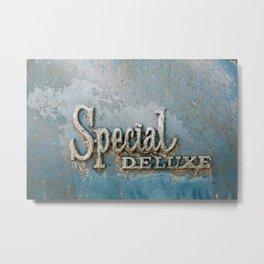 Vintage - Special Metal Print