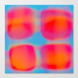 swollen heat Canvas Print