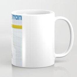 Faceoff Coffee Mug