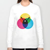 child Long Sleeve T-shirts featuring Nobody's child by Robert Farkas