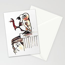 Los Caprichos ~ 53 ~ What a Golden Beak! Stationery Cards