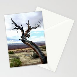 Caressed by Lightning  Stationery Cards
