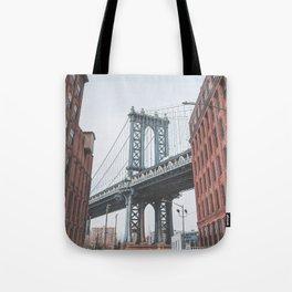 Dumbo Brooklyn New York City Tote Bag