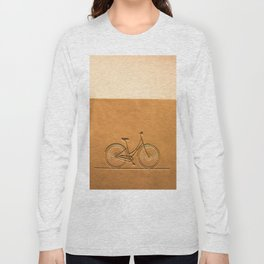 i like to ride my bicycle  Long Sleeve T-shirt