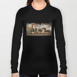 Gabriel & Castiel Long Sleeve T-shirt