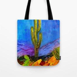 Desert Giant Tote Bag