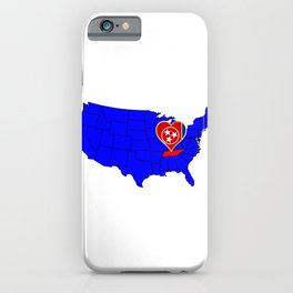State of Tennessee iPhone Case
