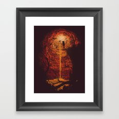 Living Water Framed Art Print