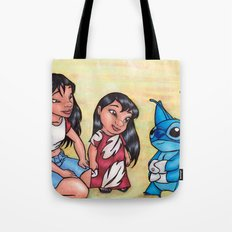 This is my family... Tote Bag