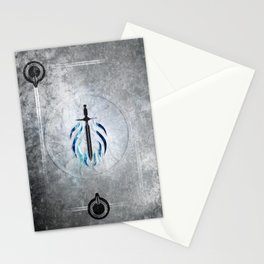 Dragon Age Templar Stationery Cards
