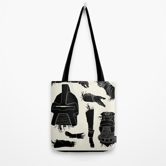 Decommissioned: Centurion  Tote Bag