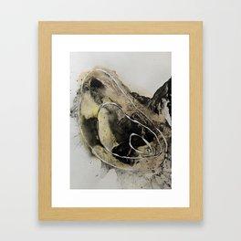 Oyster #2 Framed Art Print