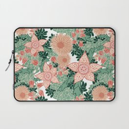 Succulents in Bloom Laptop Sleeve